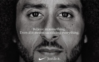 colin kaepernick nike sport marketing